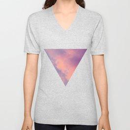 Pastel Twilight Unisex V-Neck