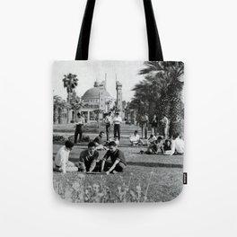 Cairo University 1960's Tote Bag