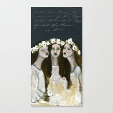 The Greatest of These is Love Canvas Print