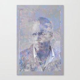 Jazz Master Canvas Print