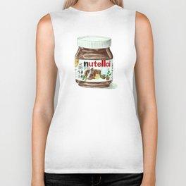 Nutella Biker Tank