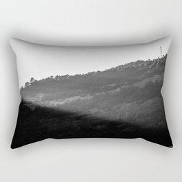 Mountain Shadows Rectangular Pillow