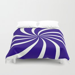 A Whirlwind Life Duvet Cover