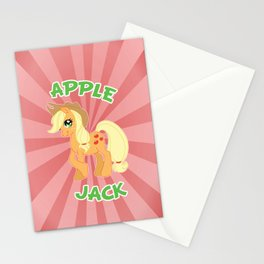 MLP FiM: Applejack Stationery Cards