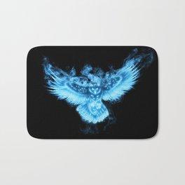 OWL PATRONUS Bath Mat