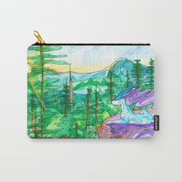 Suicune Sunrise Carry-All Pouch
