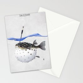 Take It Outside Stationery Cards