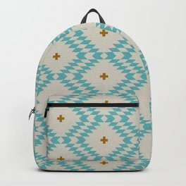 NATIVE NATURAL PLUS TURQUOISE Backpack