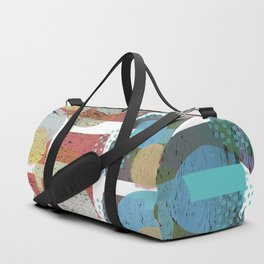 Back to the Fifties Duffle Bag