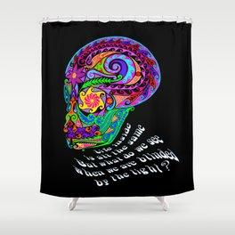 Life Inside Shower Curtain