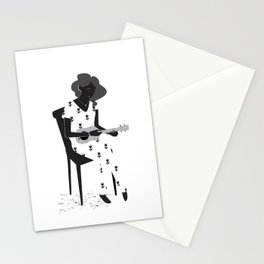 Musician Stationery Cards