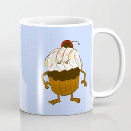 Angry Cupcake (Fill in the blank!) Coffee Mug