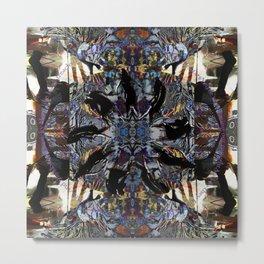 Mandala series #13 Metal Print