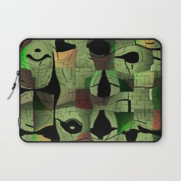 The puzzle Laptop Sleeve