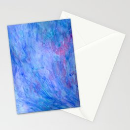 sea of ocean Stationery Cards