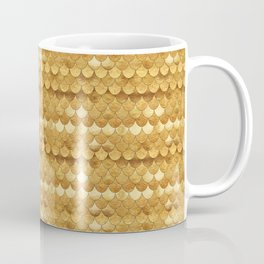 Golden Scales Coffee Mug