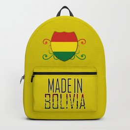 Made In Bolivia Backpack