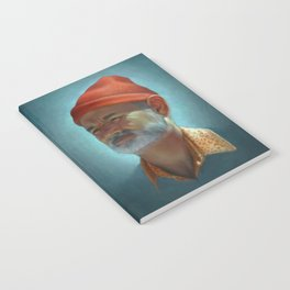 Steve Zissou Notebook
