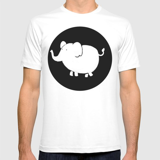 White Elephant  T-shirt