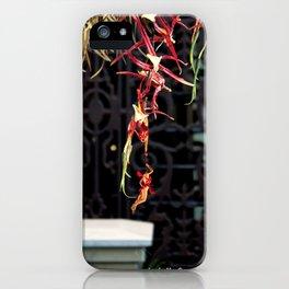 An rioct elves 3 (le royaume des elfes 3) iPhone Case