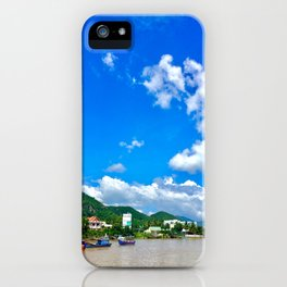 Vietnam NhaTrang iPhone Case