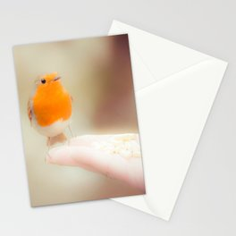 A Bird in the Hand Stationery Cards