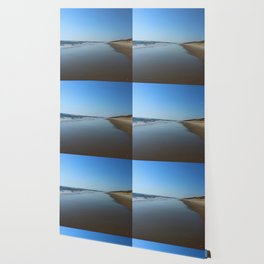 Longing For This Beach Wallpaper