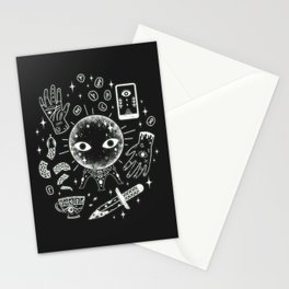 I See Your Future: Glow Stationery Cards
