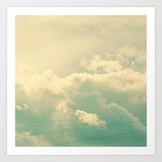 Heavenly 3 Art Print