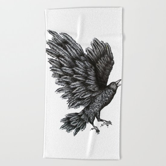 Cornelius Beach Towel