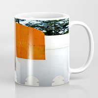 popsicle Mugs featuring Popsicle  by Photaugraffiti