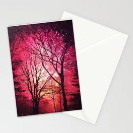 Left Heart is Bigger Stationery Cards