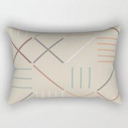 Geometric Shapes 05 Rectangular Pillow