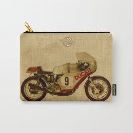 Ducati Number 9 Carry-All Pouch