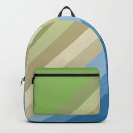 Rainbow of colors 2 Backpack