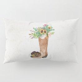 Southwestern Sunflower Pillow Sham