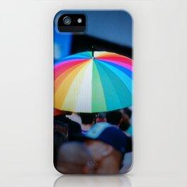 Colorful Umbrella iPhone Case
