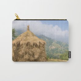 NEPALI HAYSTACK  Carry-All Pouch