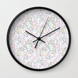 London Subway Wall Clock