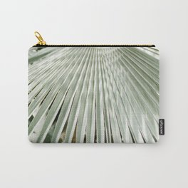 Botanical garden close up | Palm leaf detail | Fine art photography print Carry-All Pouch
