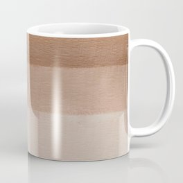 Dusty Rose Ombre Stripes | Corbin Henry Coffee Mug