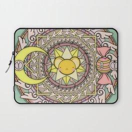 Cuteness Mandala Laptop Sleeve