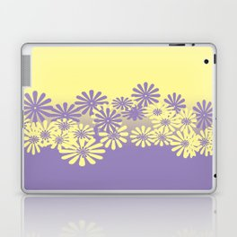 Lavender and Lemon Pattern Laptop & iPad Skin