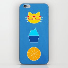 Can't win with those cats - OKC Thunder iPhone Skin