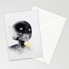 Security Droid Kay-Tu Stationery Cards