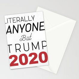 Anyone 2020 Stationery Cards