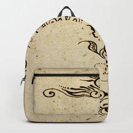 Henna Inspired 4 Backpack