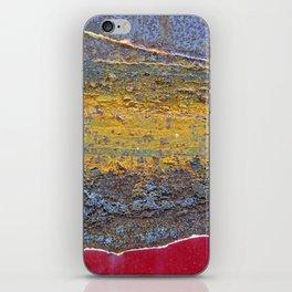 Colors of Rust 824 / ROSTart iPhone Skin