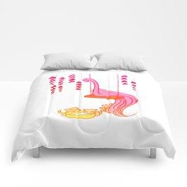 Cats in June Comforters