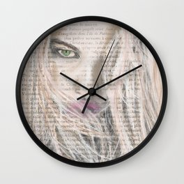 Nouvelle œuvres Wall Clock